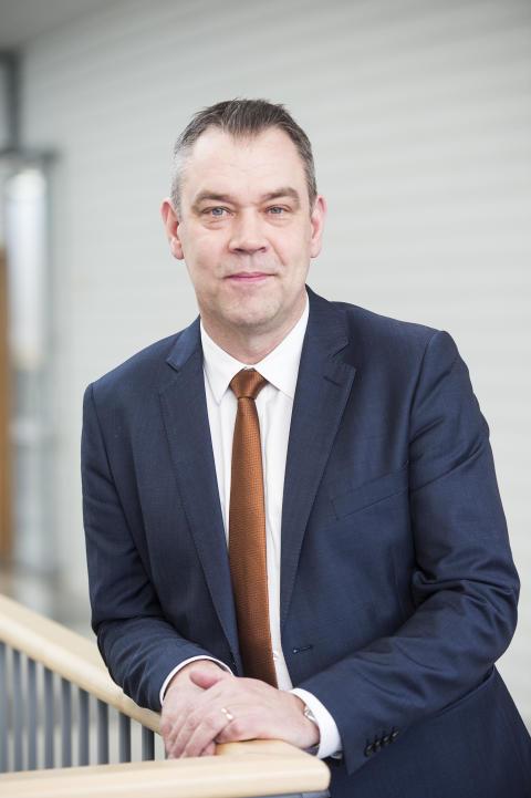 Paul Pettersson rektor MDH pressbild1