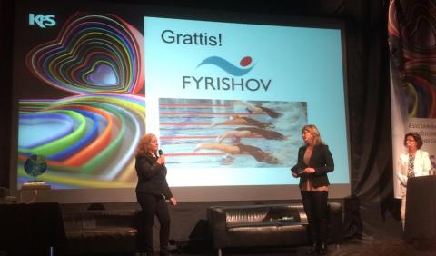 Fyrishov får ny nationell utmärkelse