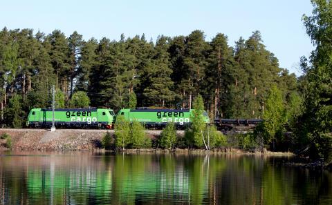 Ovako förlänger logistikuppdrag med Green Cargo