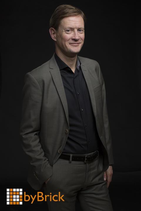 byBrick stärker koncernen med ny styrelseordförande