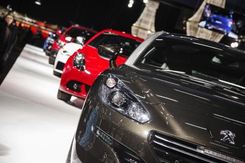 Stockholm Lifestyle Motor Show