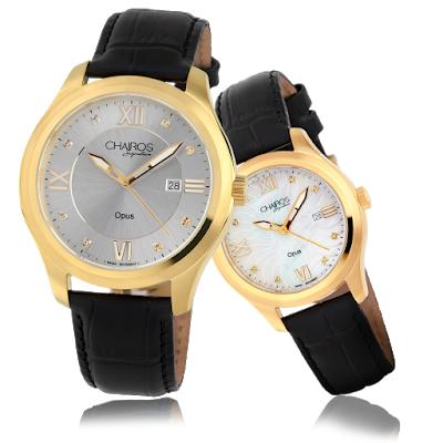 Bespoke timepieces from the house of QNET- Chairos Opus, premium signature series