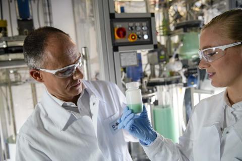 Batterimaterial för framtidens elfordon