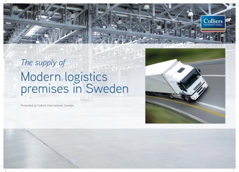 Handeln starkaste drivkraften bakom logistiketableringar