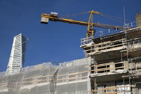 De regionala skillnaderna i byggandet ökar 2018