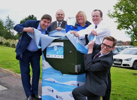 Digital Scotland Superfast Broadband Arrives In Motherwell