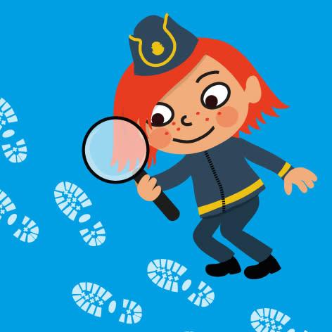 Sportlov på Polismuseet! Följ med på mysterievisning eller Hitta Vilse