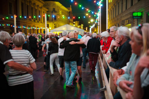 Malmofestivalen dansband