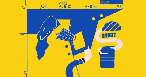 Utskriftstjänst som heter Smart Service_banner