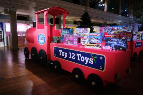 Dream Toys 2018 - Event Shots - Top 12 Toys Train