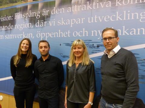 Göteborgsvarvet och Finspångs kommun i nytt samarbete