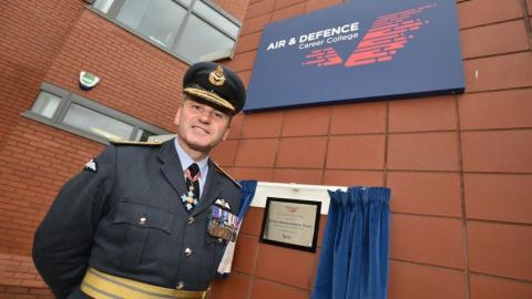 Premier Air and Defence College opens for business