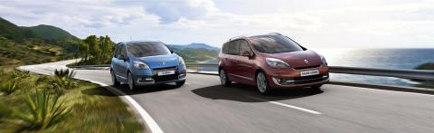 Renault Scenic i ny skrud - Collection 2012