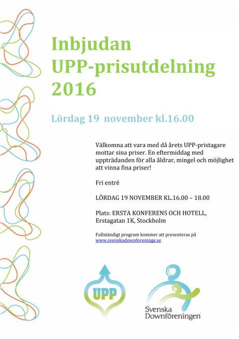 Inbjudan UPP 2016