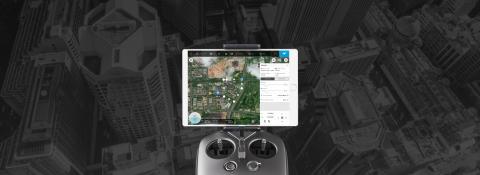 DJI GS PRO (app interface)