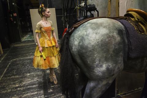 Bakom kulisserna, Kungliga Operan