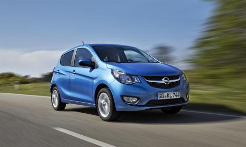 Helt nya Opel KARL