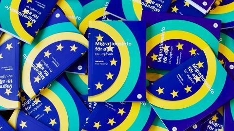 Inför EU-valet: Fores lanserar specialutgåva av Migrationsinfo för alla