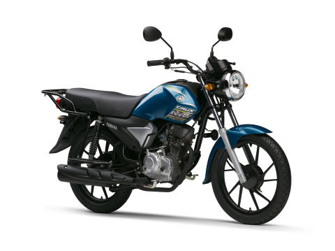 Yamaha Motor Launches First Strategic Motorcycle for Africa - The CRUX Rev will be released in Africa from April 2017 and later in Central America and the Caribbean -