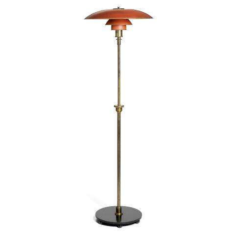 "Poul Henningsen: ""PH-5/3"" floor lamp"