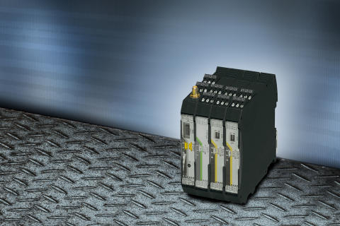 Nytt trådlöst system för industrins I/O