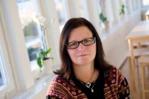 Anna-Karin EklundAnna-Karin Eklund, ordförande i Vårdförbundet