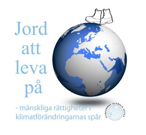 Klimattema för Globala veckan 2015