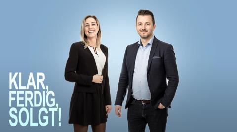 Klar, ferdig, solgt! på TV3, Viafree og Viaplay