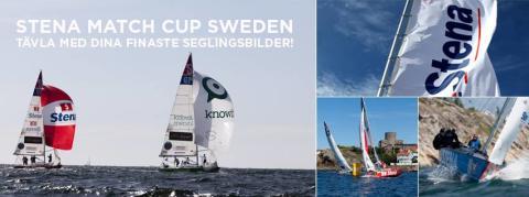 Tävla med din bästa seglingsbild under Stena Match Cup Sweden