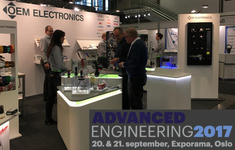 Mässan Advanced Engineering i Oslo 2017
