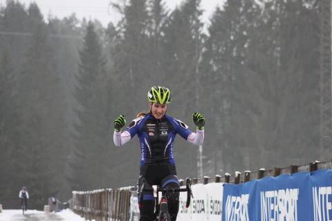 NM CX Skien 2016 vinner k junior Siggerud