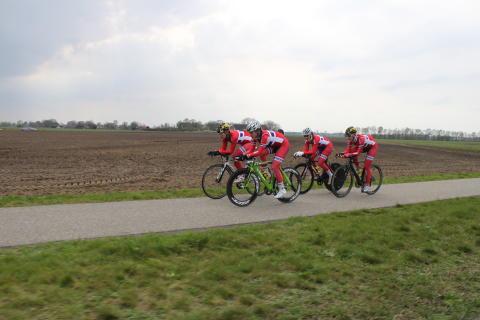 Landslaget til Energiewacht tour