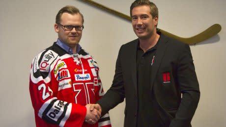 EEL förnyar samarbetet med Örebro Hockey