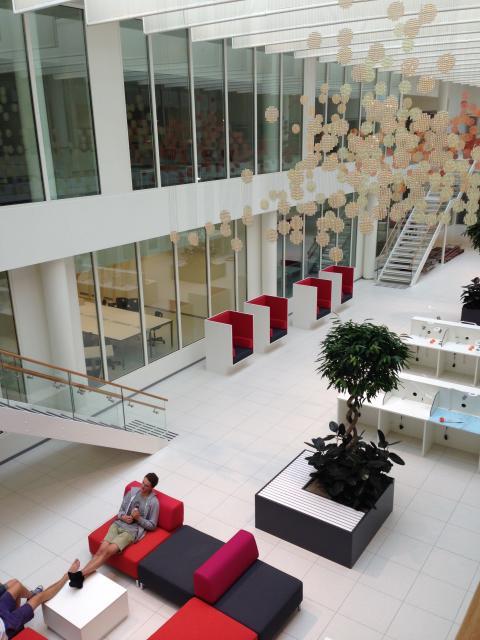 Ullern videregående skole/Oslo Cancer Cluster