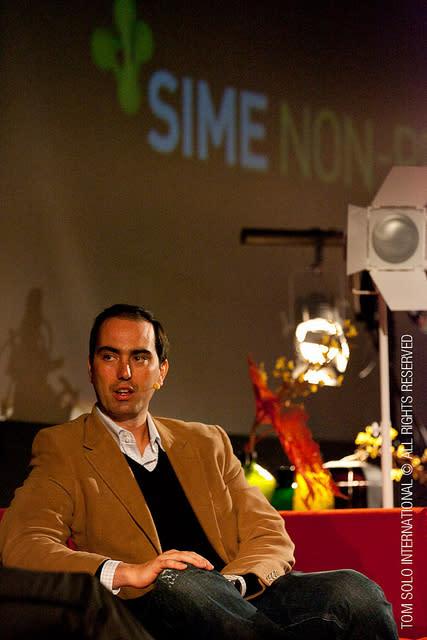 SIME Non-Profit 2010 - Christian Hernandez, Facebook