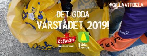 Högupplöst Städa Sverige