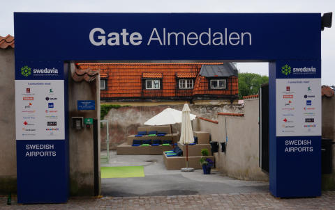 Seminarium Almedalen: Sverigeförhandlingen - tåget till flyget