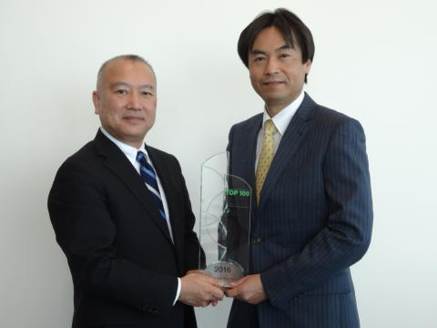 Press Release: Epson Named Among Top 100 Global Innovators for Sixth Consecutive Year