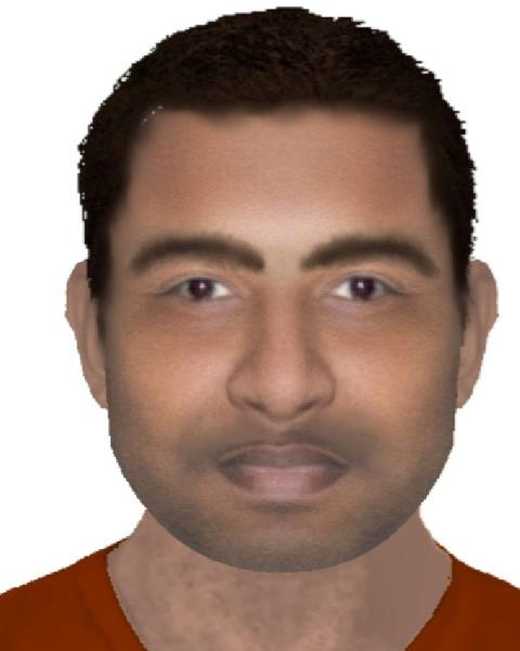 E-fit released following sexual assaults