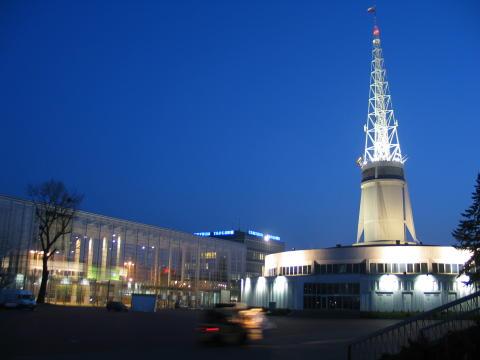 Mässan i Poznan där VM 2015 går av stapeln