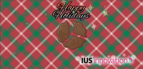 God Jul och Gott Nytt År från IUS innovation