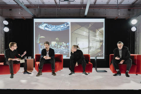 Frame Awards 2020: Diskussion Mixed Reality