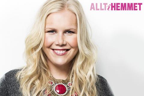 Jenny Oscarsson ny chefredaktör för Allt i Hemmet