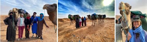 L'EXPÉDITION DU SAHARA - QUE SE PASSE-T-IL LORSQUE LA TERRE SE VIDE?