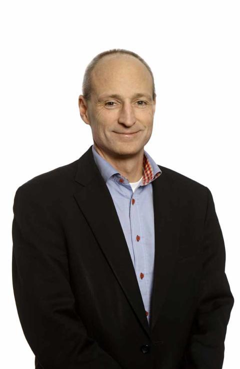 Martin Lagerqvist, medgrundare och verksamhetsarkitekt, Connect Companies