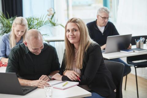 Stort intresse för Excel och personalutbildningar