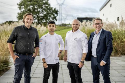Dansk gastronomi skal sættes på verdenskortet og vinde titler til Danmark
