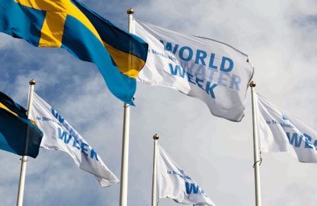 Världens vattenexperter möts i Stockholm