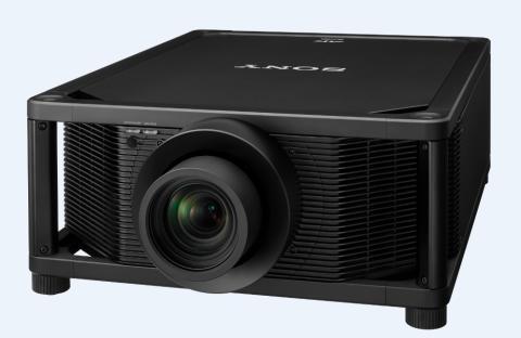 Laserlichtquelle, 4K und 5000 Lumen: Sony stellt den Heimkinoprojektor VPL-VW5000ES vor