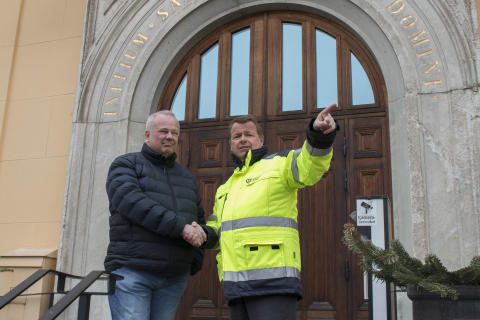 Uppdatering - OBS! Detta var ett aprilskämt! Linköping blir grävfritt till 2035